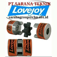 LOVEJOY COUPLING JAW COUPLING PT SARANA COUPLING TYPE L RRS LOVEJOY COUPLINGS MADE IN USA