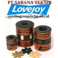 LOVEJOY COUPLNG PT SARANA CUPLING LOVEJOY JAW COUPLING TYPE L JAW