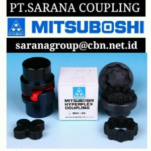 MITSUBOSHI COUPLING NORMEX HYPERPLFEX COUPLING MT MH NORMEX PT SARANA COUPLING