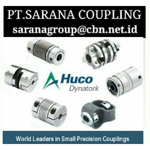 HUCO BELLOW COUPLING PT SARANA COUPLINGS