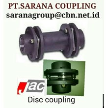JAC COUPLING PT SARANA COUPLING GRID - GEAR DISC JAW JAC COUPLING MADE IN KOREA