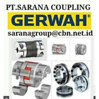 GERWAH METAL BELLOW COUPLING PT SARANA COUPLING GERWAH BACKLASH SERVO COUPLING - FREE METAL 1