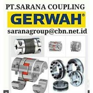 GERWAH METAL BELLOW COUPLING PT SARANA COUPLING GERWAH BACKLASH SERVO COUPLING - FREE METAL
