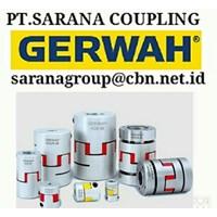Jual GERWAH PT SARANA COUPLING GERWAH SERVO COUPLING 2