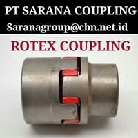 ROTEX COUPLING FL PT SARANA COUPLING JAW COUPLING KTR 1