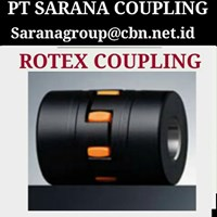 Jual ROTEX COUPLING FL PT SARANA COUPLING JAW COUPLING KTR 2