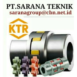 ROTEX KTR JAW COUPLING PT SARANA COUPLINGS JAW COUPLING