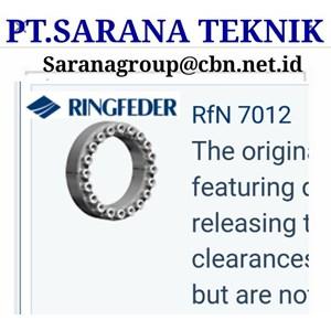 RINGFEDER LOCKING ASSEMBLYs RFN 7012 PT SARANA COUPLING RFN7013