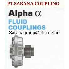 KOPLING MESIN - ALPHA FLUID COUPLING KSD KRG COUPLING