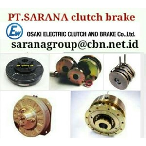 PT SARANA OSAKI ELECTRIC CLUTCH BRAKE PT SARANA BRAKE KOPLING MESIN