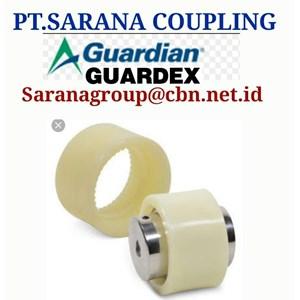 GUARDIAN GUARDEX SPIDEX PT SARANA COUPLING COUPLING JAKARTA