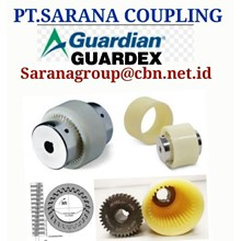 TYPE M  NYLON COUPLING GUARDIAN GUARDEX SPIDEX COUPLING PT SARANA COUPLING