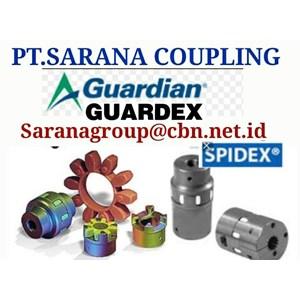 SPIDEX COUPLING GUARDIAN GUARDEX  COUPLING PT SARANA COUPLING