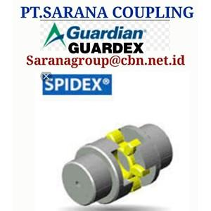 Spidex Coupling Type M