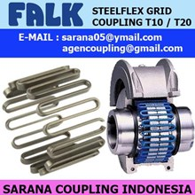 Engine clutch Coupling Grid Falk Steelflex 1020 1