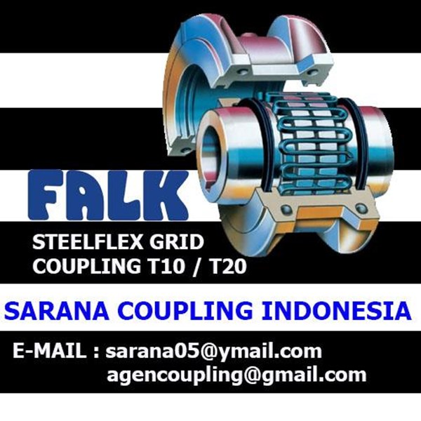 Kopling Mesin Coupling Grid Falk Steelflex 1030 T10 dan 1030 T20 indonesia
