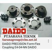 Daido Precision Form Flex Coupling E4-04-NN Daido
