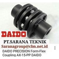 Daido Precision Form Flex Coupling AX-15-PP Daido