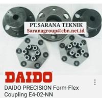 Daido Precision Form Flex Coupling E4-02-NN