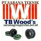 Coupling Sureflex Tipe J (Complete Set) Merk Tb Woods 1