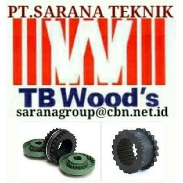 Coupling Sureflex Tipe J (Complete Set) Merk Tb Woods