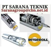 Jual INTERROLL ROLLER CONVEYOR PT SARANA TEKNIK INTERROLL ROLLER motorized 2