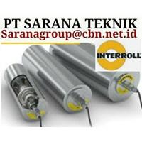 INTERROLL ROLLER CONVEYOR PT SARANA TEKNIK INTERROLL ROLLER motorized 1