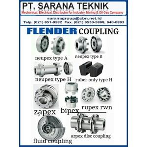 FLENDER COUPLING NEUPEX RUPEX ARPEX PT SARANA COUPLING