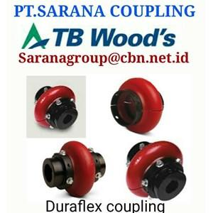 DURAFLEX TB WOODS SUREFLEX PT SARANA TEKNIK COUPLING