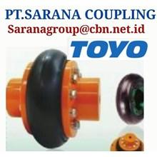 TOYO RUBER TYRE COUPLING TYPE RF RFH PT SARANA COUPLING
