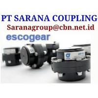 DISC COUPLING ESCO GEAR COUPLING TYPE FST NST CST DPU PT SARANA COUPLING