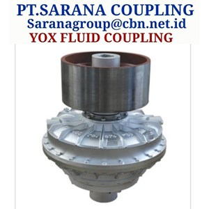 YOX FLUID COUPLING PT SARANA COUPLING MADE IN CHINA