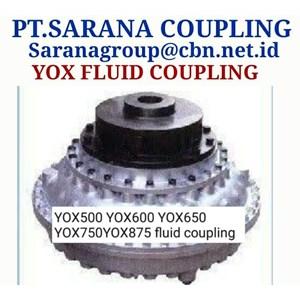 YOX FLUID CONSTAN FILLING  COUPLING PT SARANA COUPLING