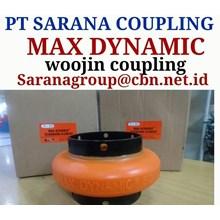 PT SARANA COUPLING MAX DYNAMIC WOO JIN COUPLING