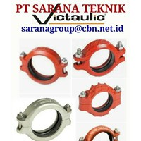 Victaulic coupling CLAM  style 75 77 177 PT SARANA COUPLING