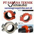 PT SARANA COUPLING Victaulic coupling CLAM  style 75 77 177  1