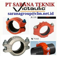 PT SARANA COUPLING Victaulic coupling CLAM  style 75 77 177
