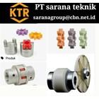 AGENT KTR COUPLING PT SARANA TEKNIK ROTEX BOWEX 2