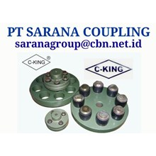C-KING FCL COUPLING MADE IN CHINA PT SARANA COUPLING