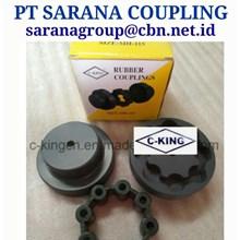 PT SARANA COUPLING C-KING RUBBER COUPLING