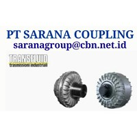 TRANSFLUID FLUID COUPLING MADE IN ITALY PT SARANA COUPLING