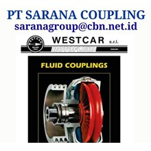 WESTCAR FLUID COUPLING MADE IN ITALY PT SARANA COUPLING