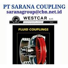 WESTCAR FLUID COUPLING MADE IN ITALY PT SARANA COUPLING