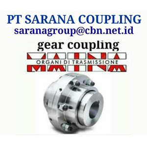 MAINA GEAR COUPLING MADE IN ITALY PT SARANA COUPLING