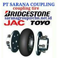 Jual PT SARANACOUPLING BRIDGESTONE TOYO JAC TIRE COUPLING CA RF 2