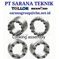 TOLLOK LOCKING DEVICE ASSEMBLIES REXNORD PT SARANA TEKNIK POWER LOCK 1