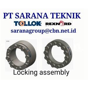 PT SARANA TEKNIK POWER LOCK TOLLOK LOCKING DEVICE ASSEMBLIES REXNORD