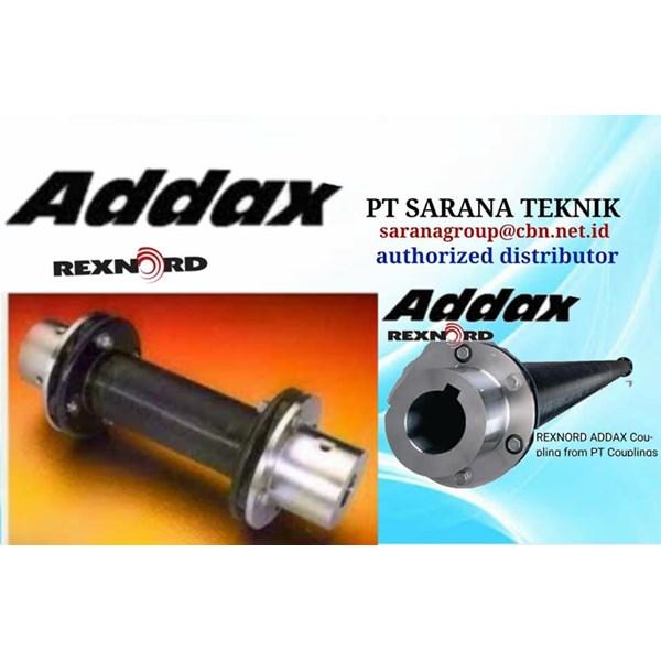 Coupling Agent ADDAX rexnord disc coupling composite PT SARANA TEKNIK DISTRIBUTOR
