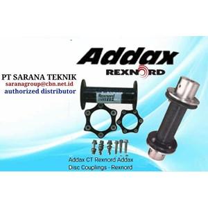Coupling Agent PT SARANA TEKNIK  ADDAX rexnord disc coupling composite - DISTRIBUTOR