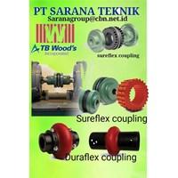 FORMFLEX AGENT TB WOODS COUPLING PT SARANA TEKNIK SUREFLEX DURAFLEX 1